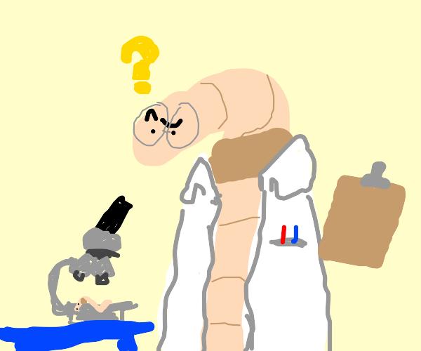 Earthworm Scientist