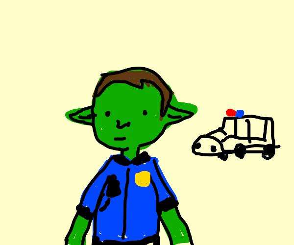 Goblin Cop