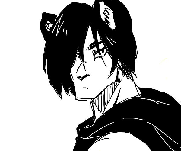 An Edgy Catboy