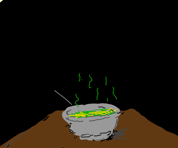 Expired soup