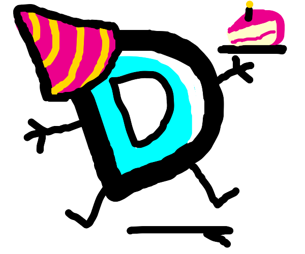 drawseption's birthday party