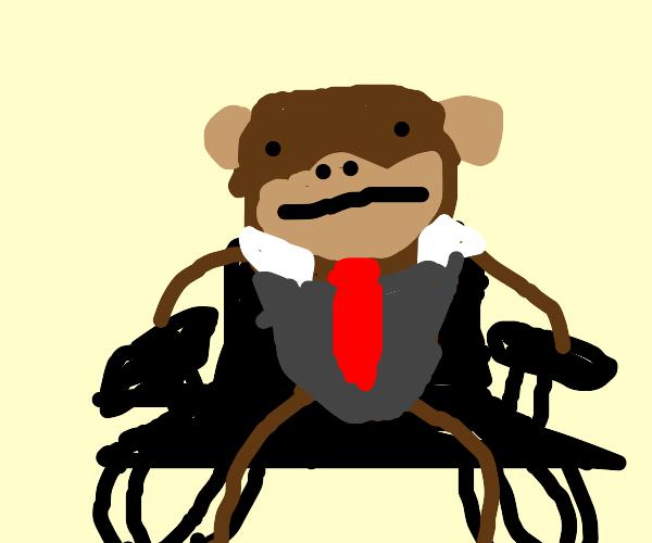 X-men but monkey