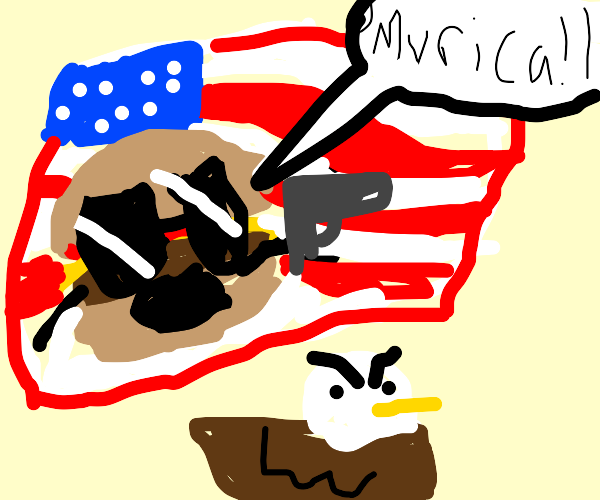 America According to eroupe