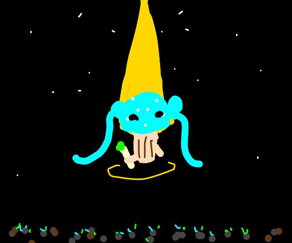 miku is mushroom :O