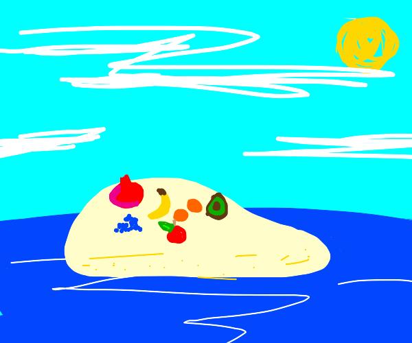 Fruit on an Island