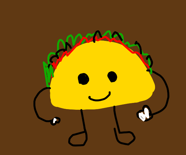 Tacos with arms