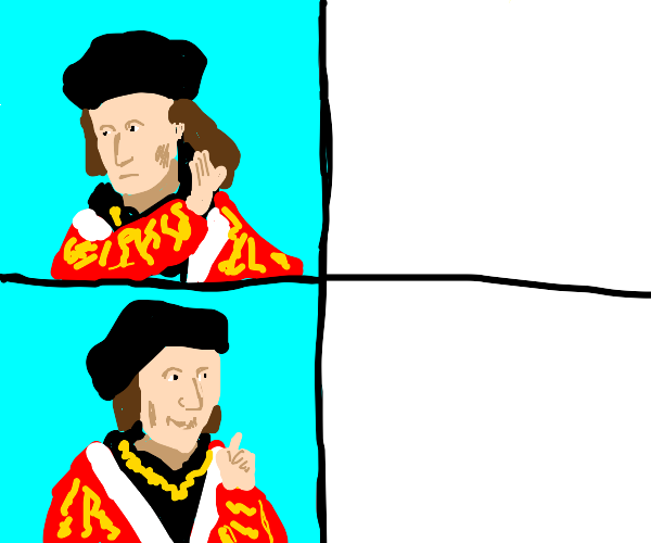 drake format with henry VIII