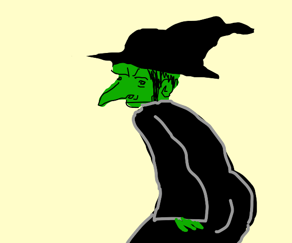 the wicked witch of he west