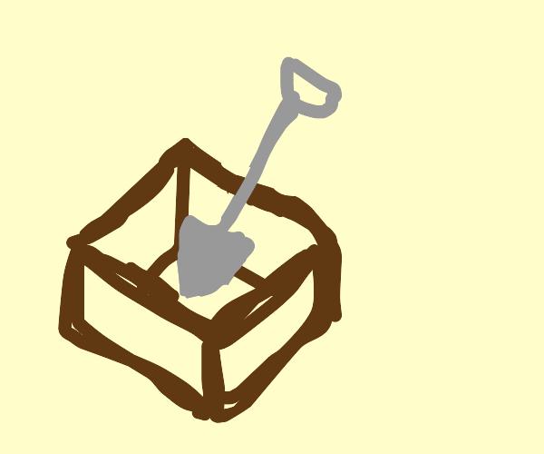 Shovel in a Box