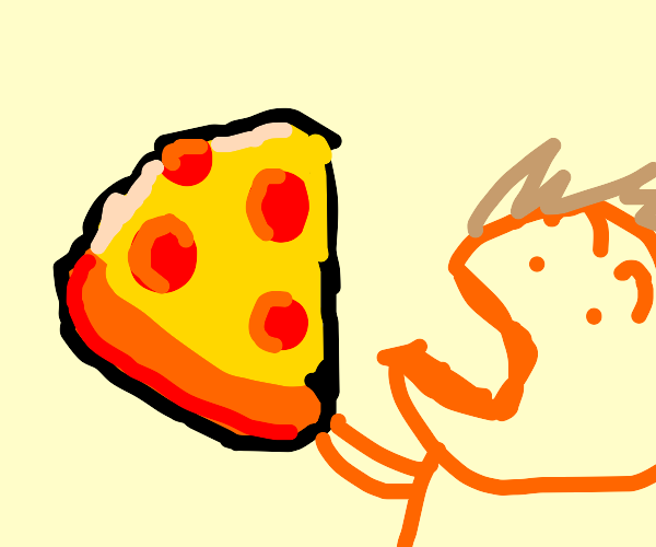 Tasty Cheese Pizza