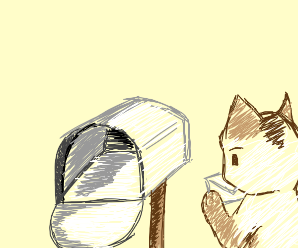 Pet Mailbox