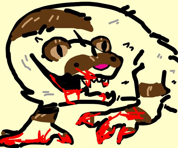 Mutated Ferret