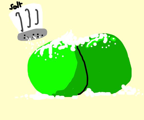 Salty Peas