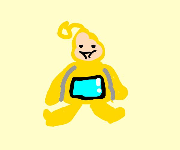 fat tellytubbie