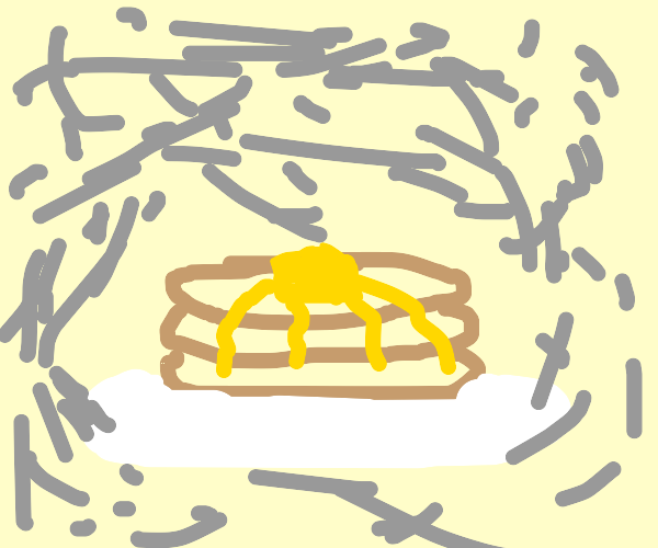 Pancakes in a Dust Storm