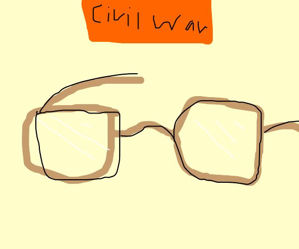 Historic Glasses