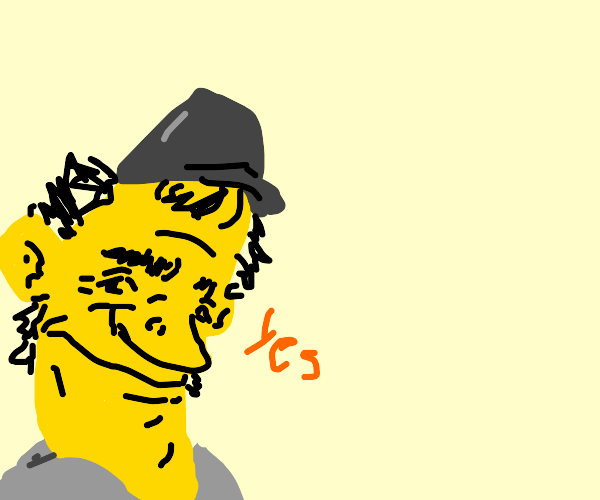 Draw a self-portrait