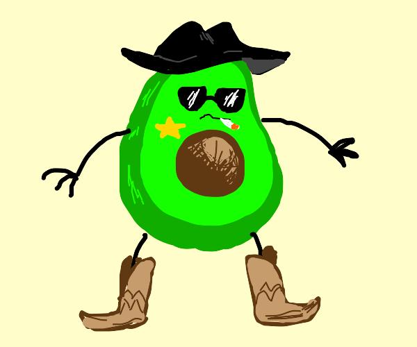 Avocado sherrif