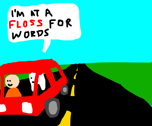 Driving with a Tooth