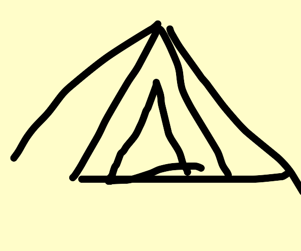 teepee hut