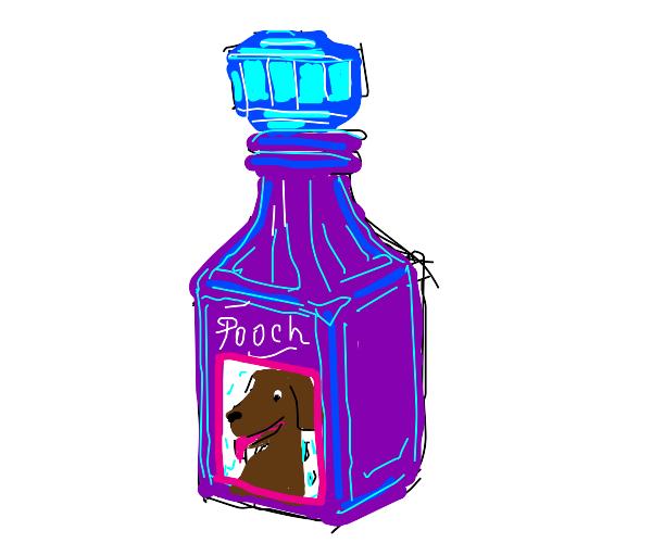 pefume that smells like wet dog