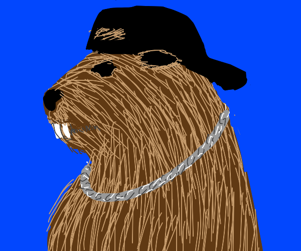gangster beaver
