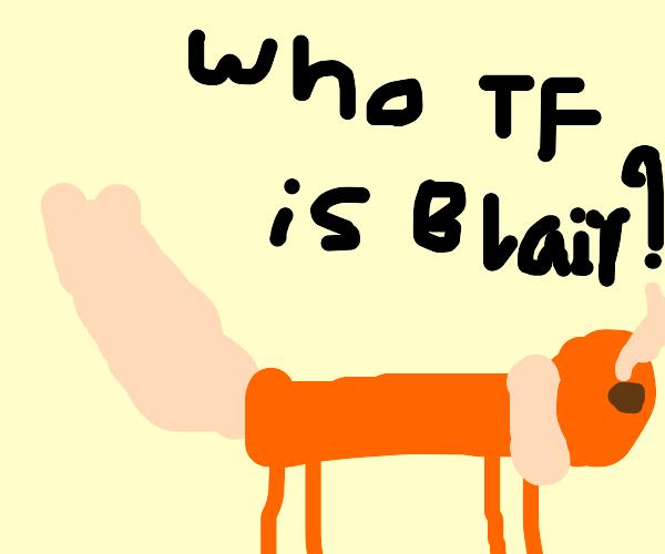 BlairTheFlareon