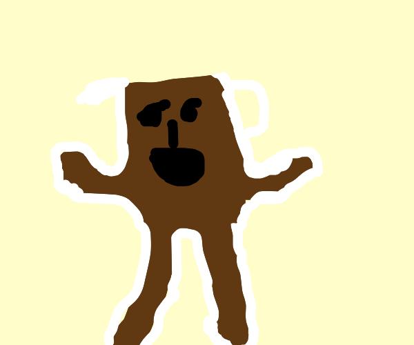 Koffee-Aid Man