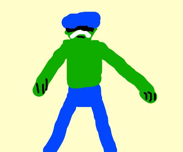 Hulkster Keaton