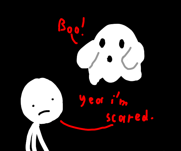 scared??