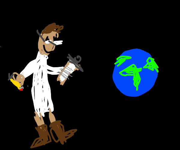 Professor in Space