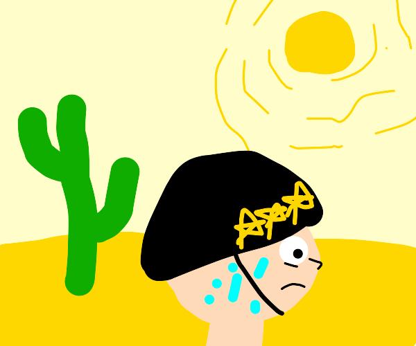 General in a Heatwave