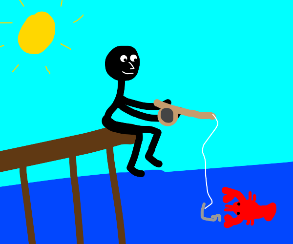 Fishing for Lobster