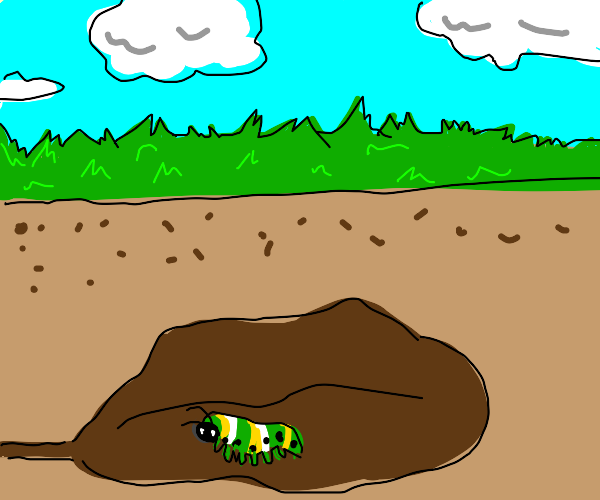 Underground Caterpillar