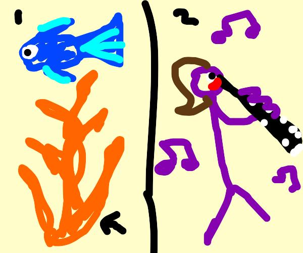 Coral Musician