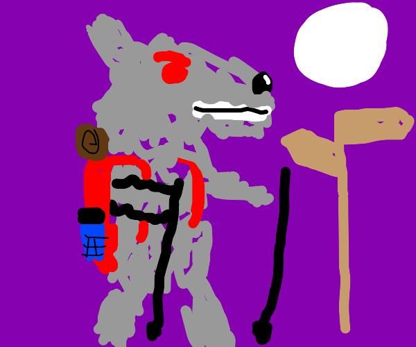 Werewolf Hiking