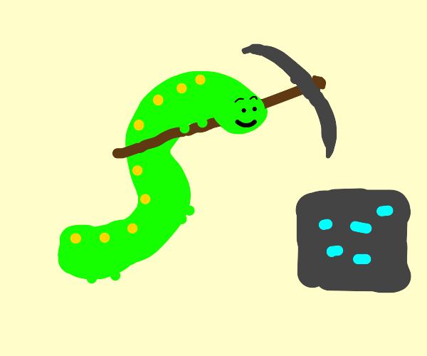 mining caterpillar