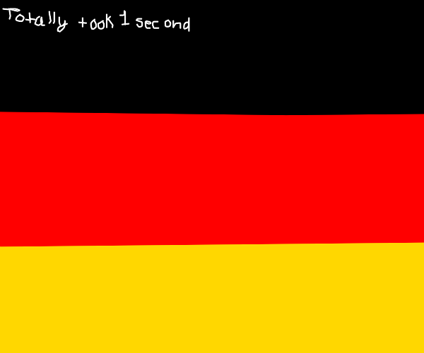Draw Germany in one second remember 2 submit