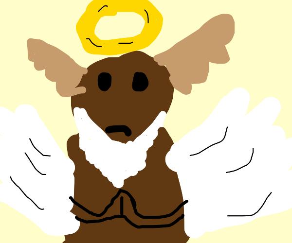 Moose God