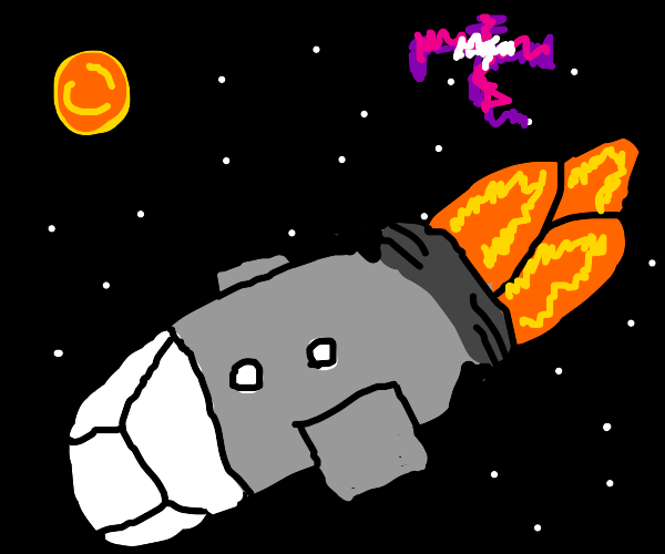 An spacecraft