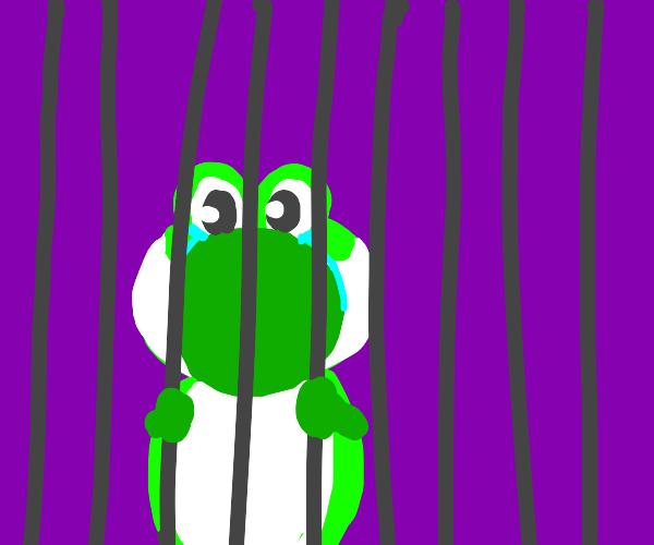 yoshi in prison