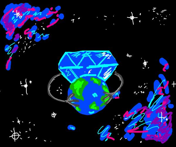 Gem controls the earth
