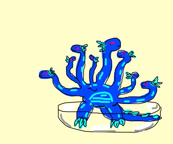 Hydra in a Bowl