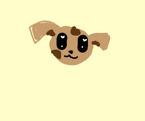 kawaii puppy