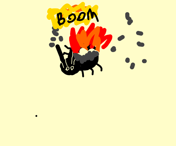 Explosive bug