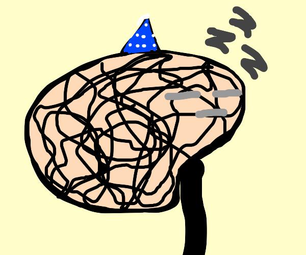 Lazy Brain