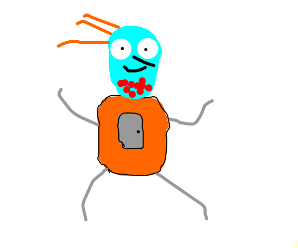 Dave the Gumball machine (Regular Show)