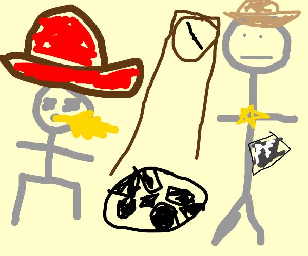 Cowboy Soccer
