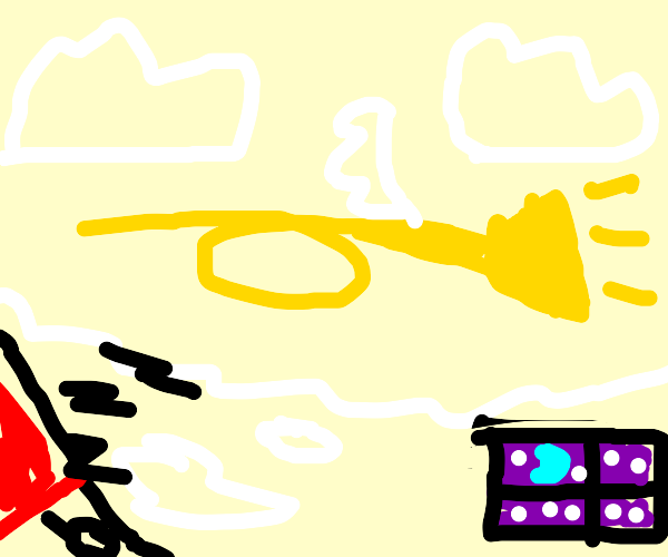 Trumpet of your Dreams