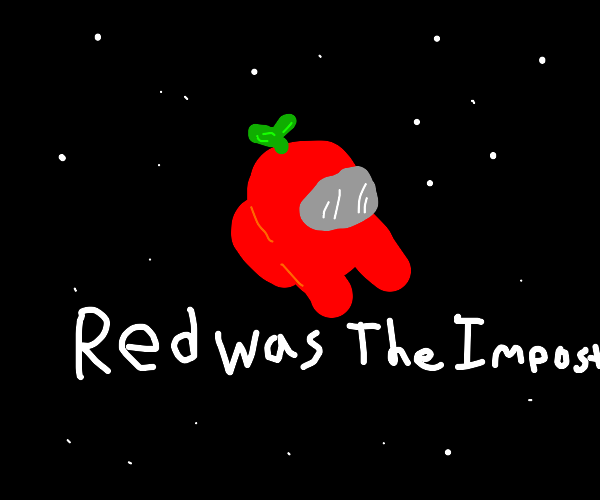 Red is the imposter